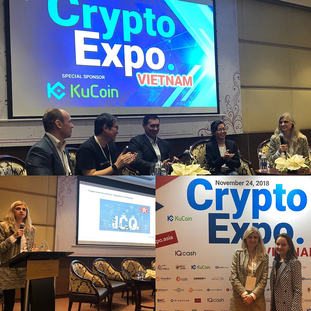 International Blockchain and Cryptocurrency Expo in Vietnam