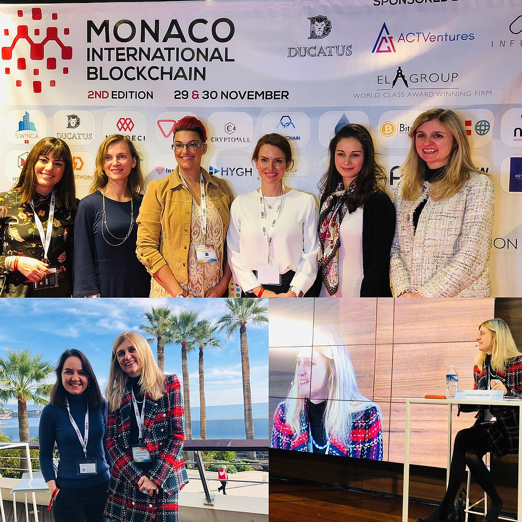 International Blockchain Conference in Monaco